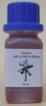 Aquafortis Beize für Curly Maple, 60ml