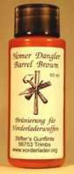 Homer Dangler Barrel Brown , Neu 100ml