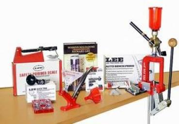 LEE Deluxe Challenger  Ladepressen Kit,  60th Anniversary