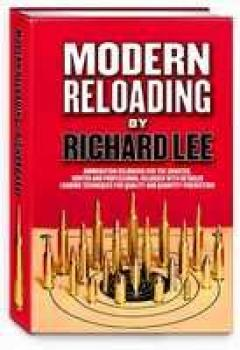LEE Modern Reloading Manual, 512 Seiten